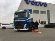 Dania Trucking ruller sig ud i ny Volvo FH