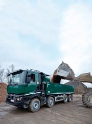 Renault Trucks udvider sit Optitrack-system